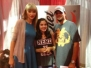 Greg & London @ Taylor Swift Concert